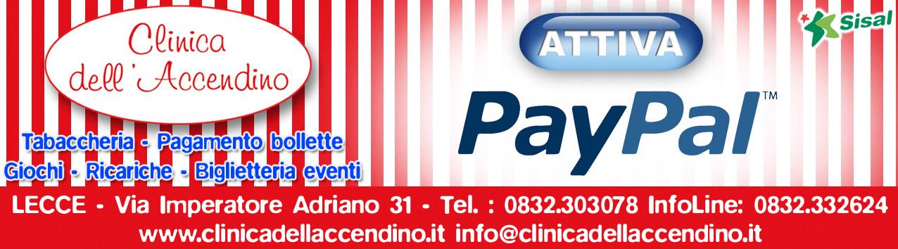 Ricarica Pay-Pal